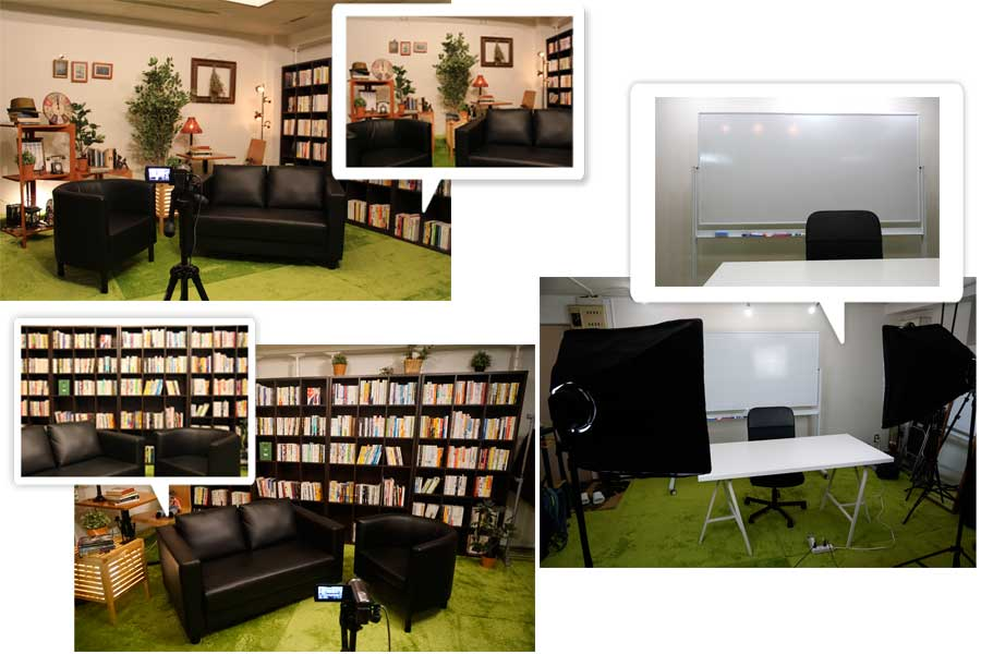magari studioの動画アングル